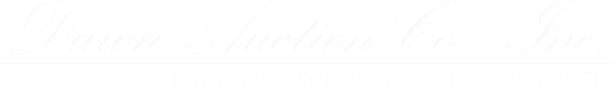 The Dawn Auction Company